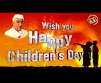Happy Children's Day 2017 SMS, wishes,3D Animation Greetings, Quotes, Whatsapp status Video message