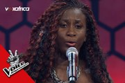 Victoire ' One night only (dreamgirls)' de Jennifer Hudson Audition à l'aveugle The Voice Afrique francophone 2017