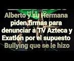 Exatlón México  Alberto Morales y su hermana buscan Denunciar a TV Azteca y Exatlón