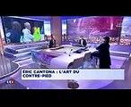 Eric Cantona revient sur l'affaire Evra et son amour du Real Madrid de Zidane
