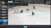 Bruins' Penalty Kill Leads To Goal For Jake DeBrusk