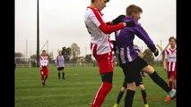 U15 petite vidéo quelques images du match vs Lambersart FC