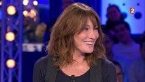 """ONPC : Yann Moix à Carla Bruni : """"vous êtes le diable"""""""