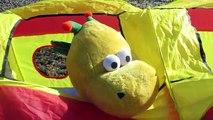 Peppa va en autobús gigante a la playa y otras historias de Peppa Pig para niños en 30 minutos