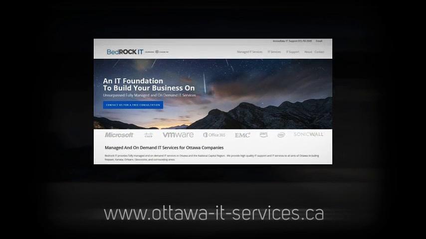 Ottawa IT support