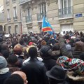 Angry Protesters Converge on Libyan Embassy in Paris Over Slavery