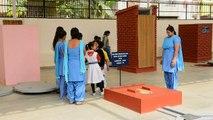 Journée des toilettes: visite du musée des toilettes de Delhi