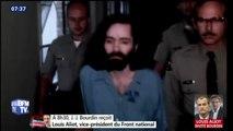 Le tueur américain Charles Manson est mort à l'âge de 83 ans