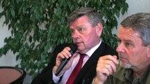 René Raimondi: '' Pour nous remettre au travail, il nous manque les services de l'Etat''