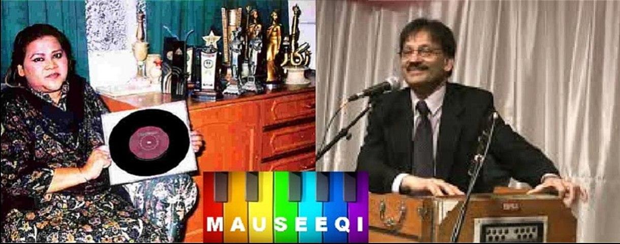 Dil Se Dil Ka Hua - Amna Samna - Singers Mehnaz & Rajab Ali - Lyrics Tasleem Fazli - Music Nazir Ali