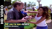 Dil Jalta Hai (Remix) - Joggers Park   Sudesh Bhonsle   Victor Bannerjee & Perizaad Zorabian