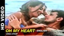 Oh My Heart (English) - Joggers Park | Usha Uthup | Perizaad Zorabian & Victor Banerjee