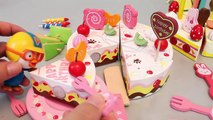 Toy Velcro Cutting Learn Fruits English Names Play Doh Toy Surprise Toys