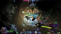 Heroes of the Storm Ranked Gameplay - BOSS Tassadar with The Unkillable Team on Haunted Mines