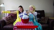Frozen Elsa NEW PUPPY! w_ Spiderman Belle Dog Toys Golden Retriever Fun Superheroes in real life IRL | Superheroes | Spiderman | Superman | Frozen Elsa | Joker