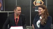 Interview LITA (Amy Dumas WWE) - Paris Manga & Sci-Fi Show 2017