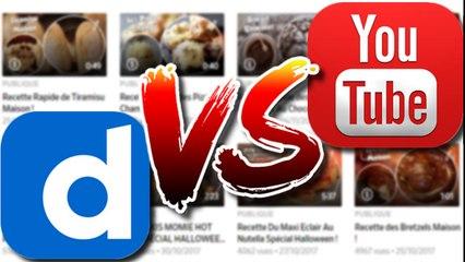 Dailymotion Vs YouTube !