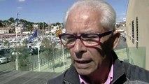 L'interview du maire de Carry-le-Rouet Jean Montagnac.