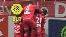 But Julio TAVARES (46ème) / Dijon FCO - ESTAC Troyes - (3-1) - (DFCO-ESTAC) / 2017-18