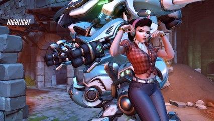 Overwatch 000-DVA-000-074 Highlight Reel 177