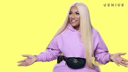Stefflon Don Hurtin' Me Feat. French Montana Official Lyrics & Meaning