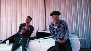 Spacejam Bo Feat. NBA Youngboy New Money (Official Music Video)