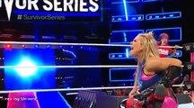 Women Team Raw Vs Team Smakdown 5 On 5 Tag Team Match - SURVIVOR SERIES 19 November 2017