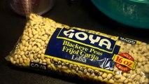 Black Eyed Peas With Smoked Ham Recipe: How To Make Soul Food Black-Eyed Peas