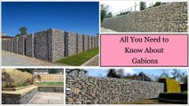 Types of Gabion and Their Uses