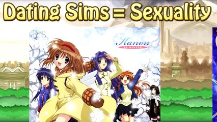 Dating sims and synthetic relationships definition