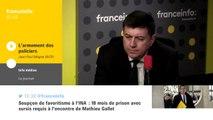 """Drame de Sarcelles et policier armé : """"On n'est pas dans le zéro défaut"""""""