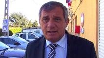 Roland Mouren, le maire de Chateauneuf-les-Martigues