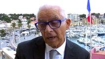 Les explications de Jean Montagnac, maire de Carry-le-Rouet.