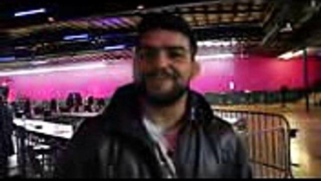 Kelvin Gastelum post-CJJ Interview  The MMA Complex