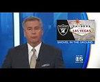 Raiders Break Ground On New Stadium Site In Las Vegas