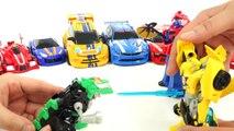 Transformers OptimusPrime Bumblebee GrimLock Car Toys 트랜스포머 옵티머스프라임 범블비 그림록 변신장난감