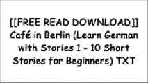 german short stories for beginners free download