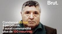 Mort de Toto Riina, ancien chef de la Mafia sicilienne