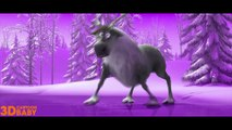 Frozen Movie   Learn Colors With Frozen Olaf For Kids   Frozen Esla ,Olaf, Ana Funny Moment