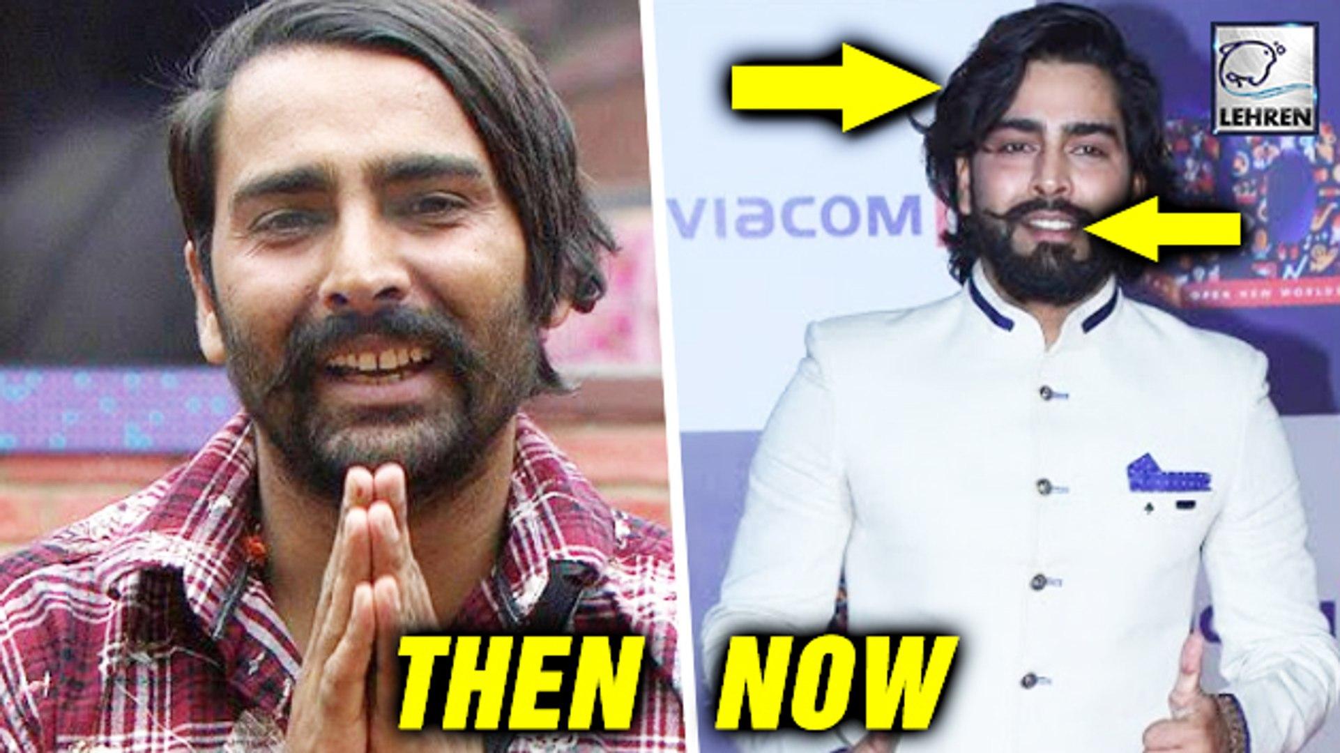 Bigg Boss 10 Contestant Manveer Gurjar's Amazing Transformation