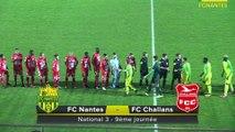 N3. Les buts de FC Nantes - Challans FC (3-0)