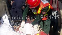 Road accident in khanpur - Danger Productions Network