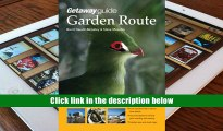 Digital book  Getaway Guide to the Garden Route (Getaway Guides) For Ipad