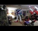 Gundam Wing Zero Custom Cosplay WIP - Gundam Cosplay (1)