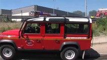 Les images du feu de Martigues, à Croix-Sainte