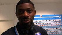 Abou Diaby revient sur le match nul face à Toulouse