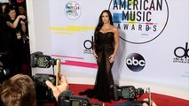 Demi Lovato 2017 American Music Awards Red Carpet