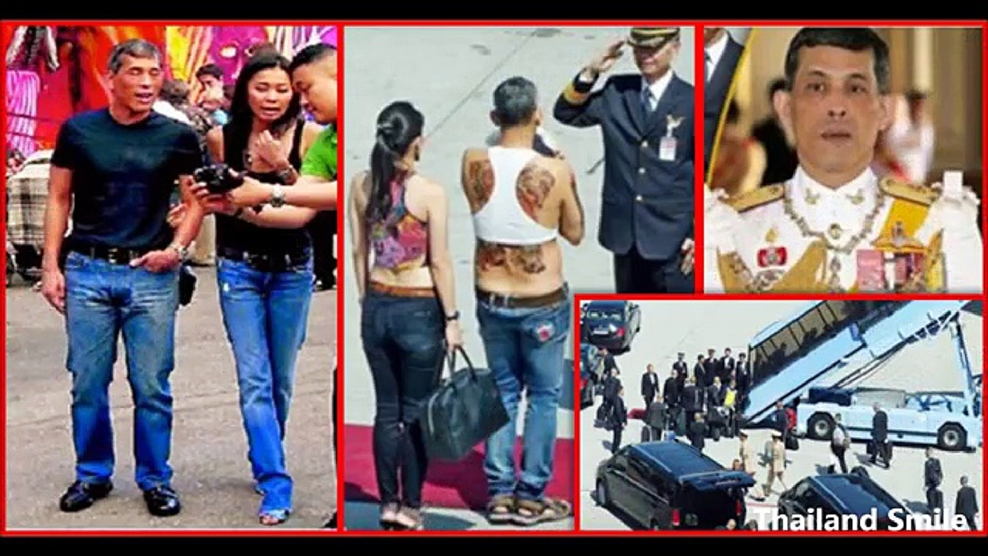 แอร์สุทิดา ติดใจ หรือปัจจุบันคือหม่อมนุ้ย สุทิดา วชิราลงกรณ์  ว่าที่พระราชินีสุดสวยของไทย!!! - วิดีโอ Dailymotion