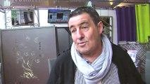 L'interview de Philippe Guérault, artisan ferronnier vainqueur du Melon d'Or 2015.