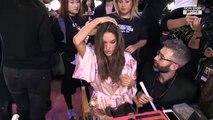 Victoria's Secret 2017 : Bella Hadid, Adriana Lima ... les coulisses du défilé ! (vidéo)